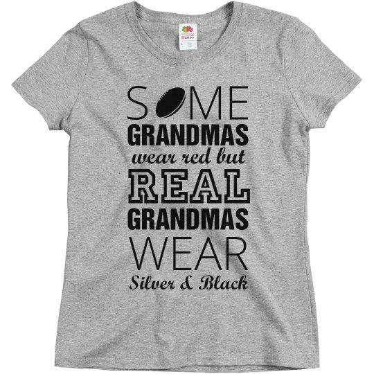 Grandmas A Football Fan
