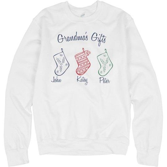 Grandma's Christmas Gifts