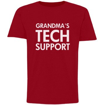 Grandma's Tech Support