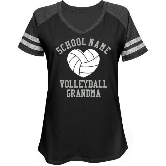 Grandma's Volleyball Jersey