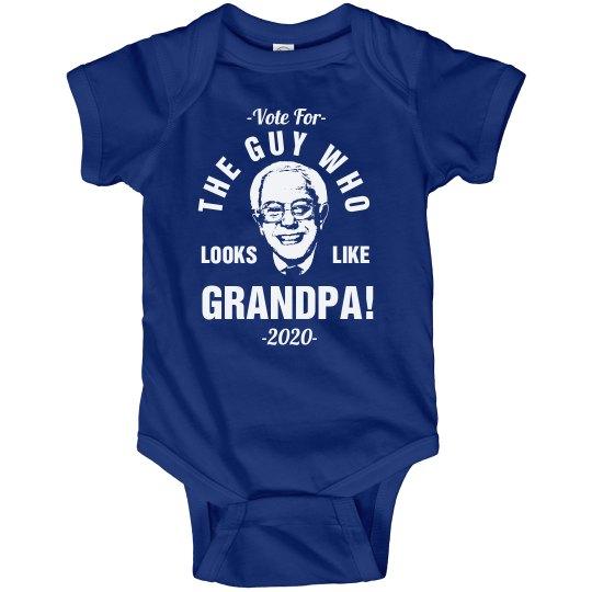 Grandpa Bernie 2020