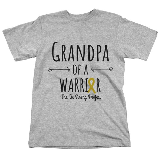 Grandpa of a Warrior