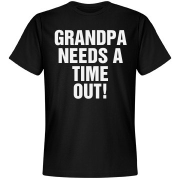 Grandpa Time Out