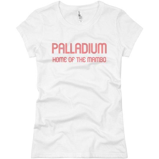 Gray Palladium Tee