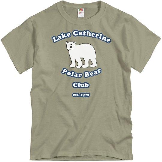 Gray Polar Bear
