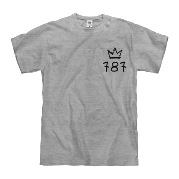 Gray Shortsleeve Tee