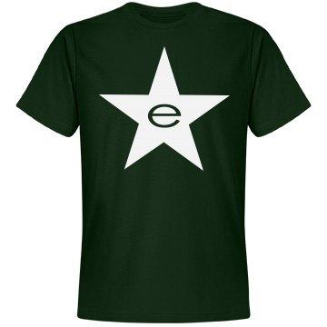Green & White elbes Shirt