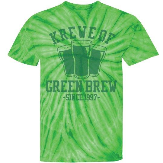 Green Beer Krewe