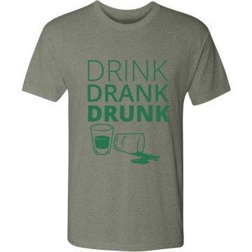 Green Drunk