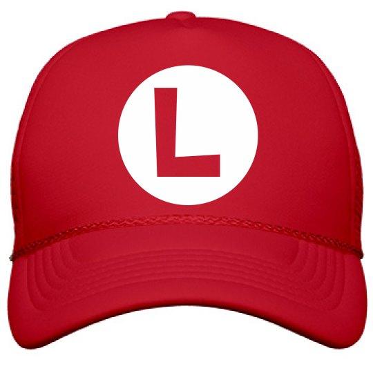 Green Plumber Costume Hat