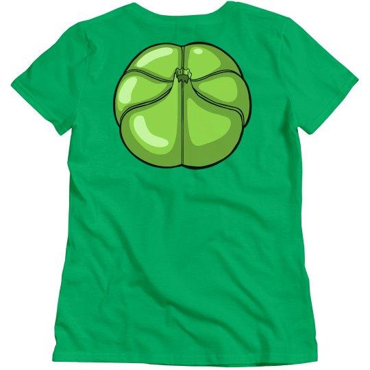 Green Pocket Monster