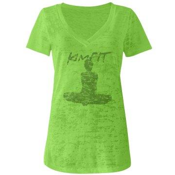 Green Yoga Burnout