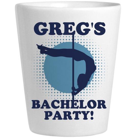 Greg's Bachelor Party