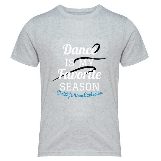 Grey Dance T-Shirt
