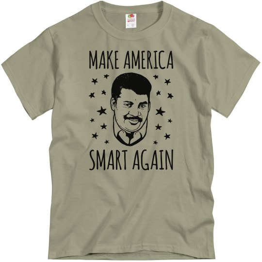 Grey Make America Smart Again