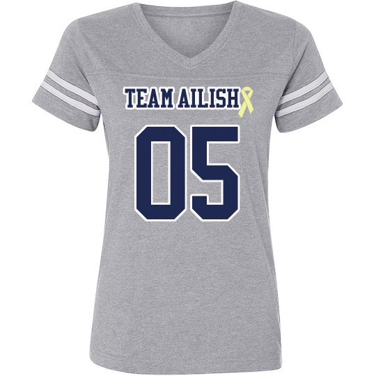 Grey Team Ailish