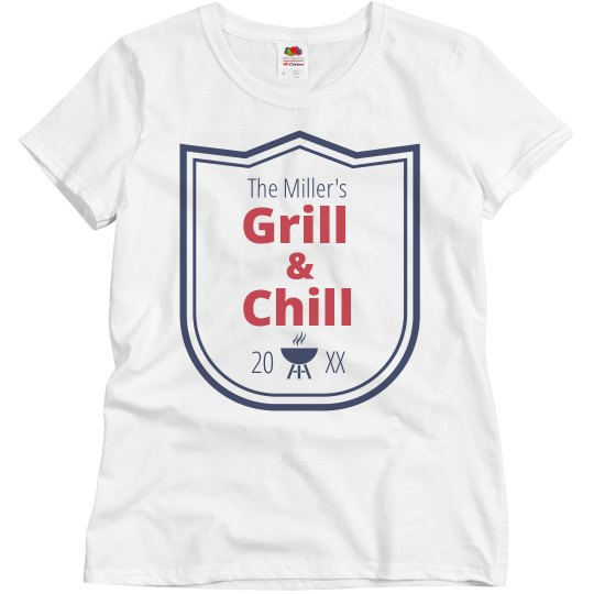 Grill & Chill
