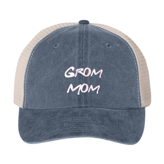 Grom Mom Hat