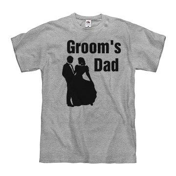 Groom's Dad Couple