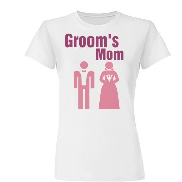 Groom's Mom Couple