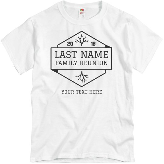 Group Discounts on Family Reunion Tees