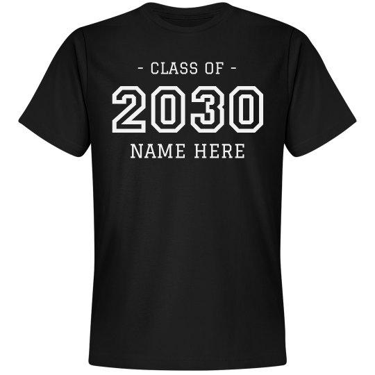 Grow Into Class 2030 Kindergarten