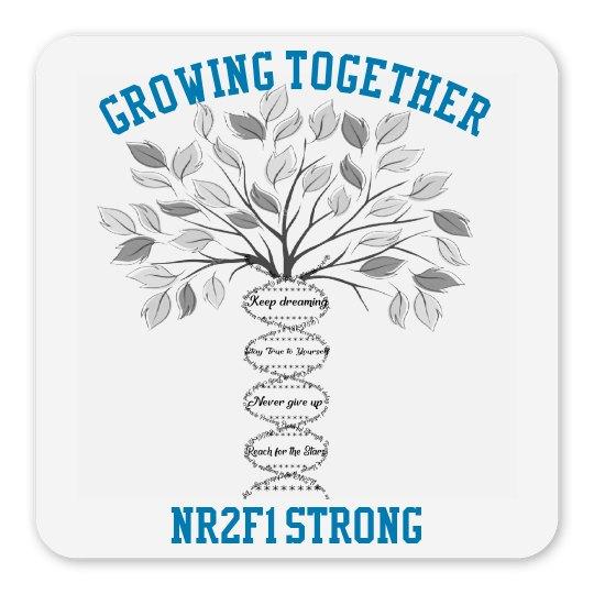 Growing Together Magnet