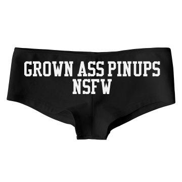 GROWN ASS PINUPS NSFW HOTSHORTS