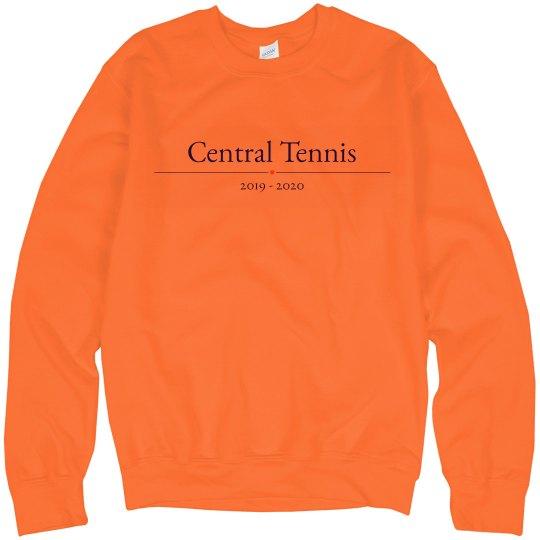 GRR orange unisex sweastshirt