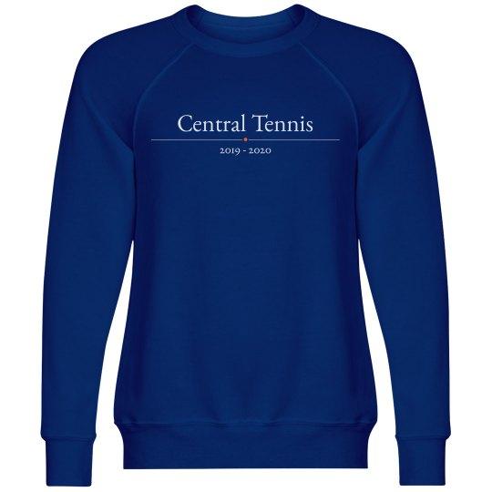 GRR royal blue unisex sweatshirt style 3