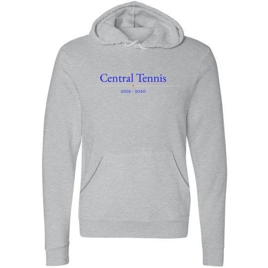 GRRR gray unisex hoodie style 2