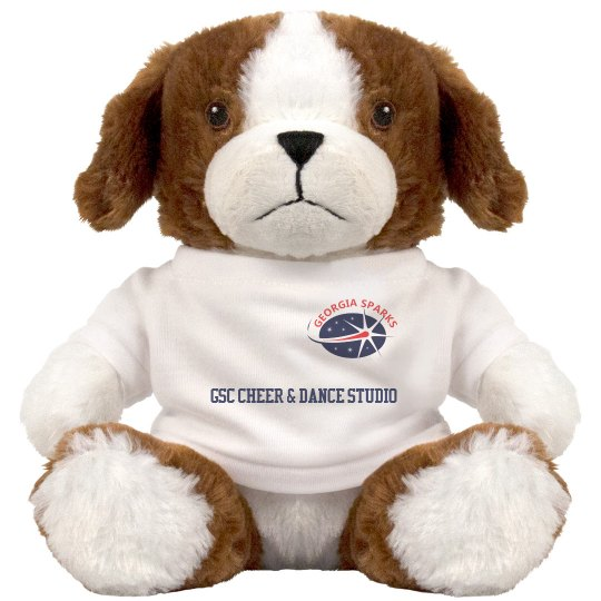 GSC 8 Inch Puppy Dog Stuffed Animal