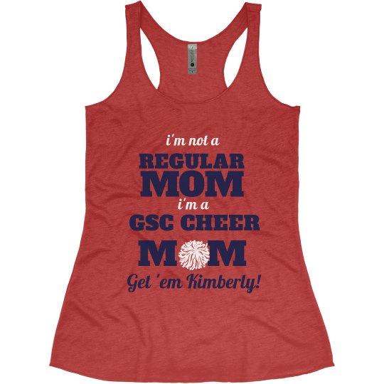 GSC Cheer Mom T- Shirt