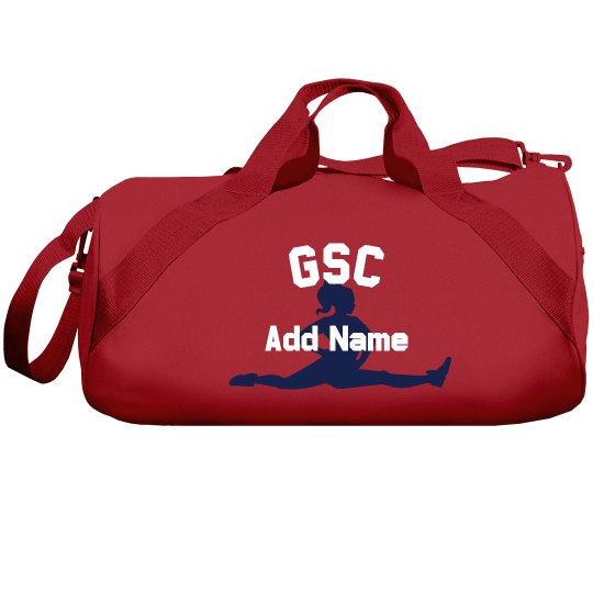 GSC Liberty Bags Barrel Duffel Bag