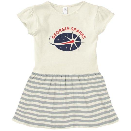 GSC Toddler Baby Rib Dress