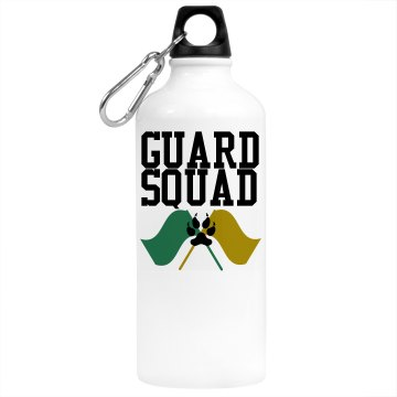 Guard Squad Water Bottle
