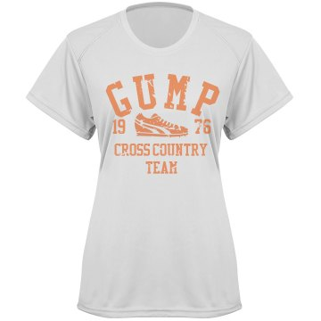 Gump Cross Country Team