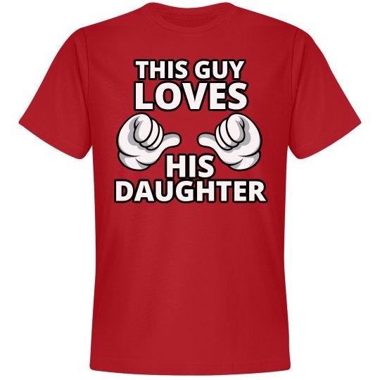 Guy Loves Daughter