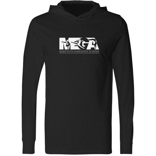 Gymnast Logo Hooded long sleeve