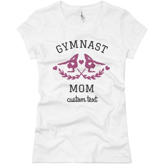 Gymnast Mom Custom Tank