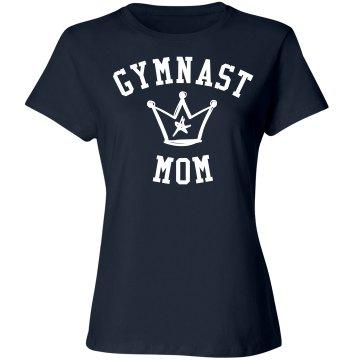 Gymnast mom deserves crown