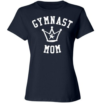 Gymnast mom deserves crown