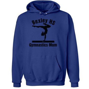 Gymnastic Mom Hood