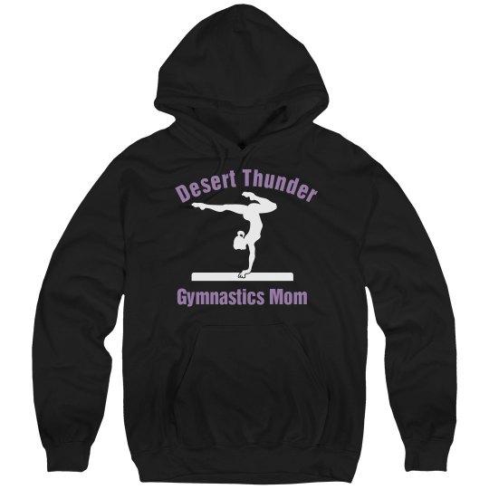 Gymnastic Mom Hoodie