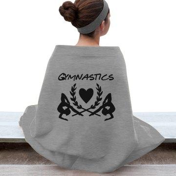 Gymnastics Competition Blanket