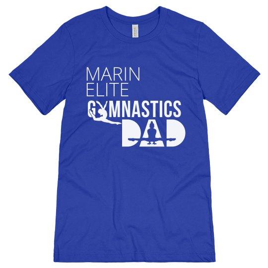 Gymnastics Dad T Shirt