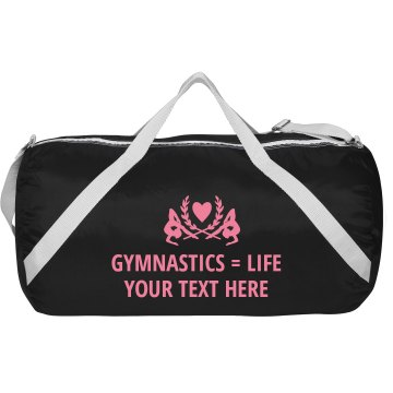 Gymnastics Equals Life