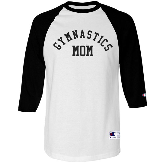 Gymnastics Mom Athletic Tee
