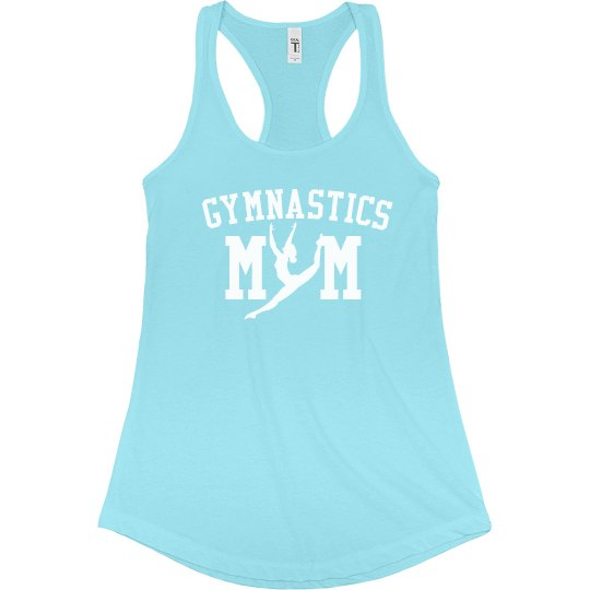 Gymnastics Mom Tank Top