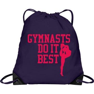 Gymnasts Do It Best